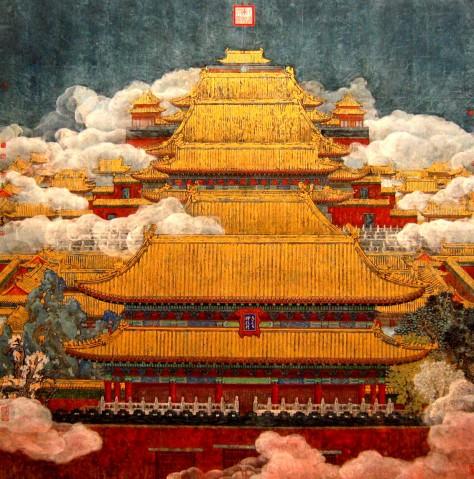 全国第二届现代工笔画大展征稿 -中国美术家交流网